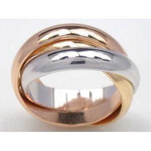 Alliance 3 anneaux entrelacés 3,5mm