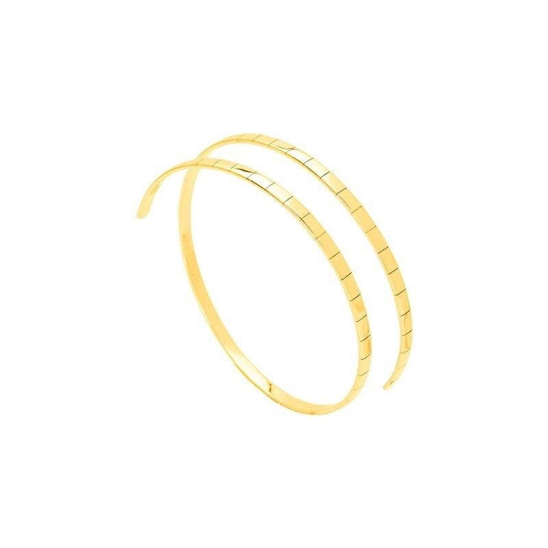 Bracelet rigide uni Or jaune