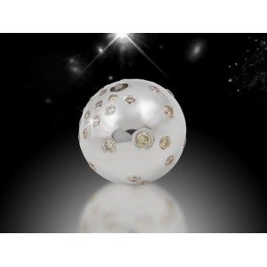 Fermoir interchangeable Diamants boule 16mm