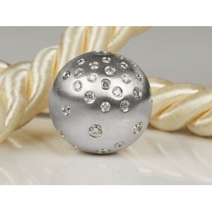 Fermoir interchangeable Diamants boule 16mm-1