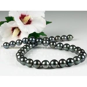 Collier Perles de Tahiti 11-12mm Choker