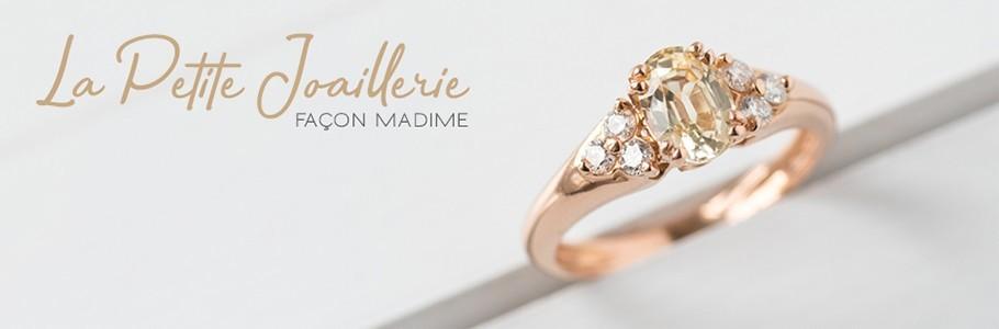 Petite joaillerie | Bijouterie Joaillerie Madime à Paris - France
